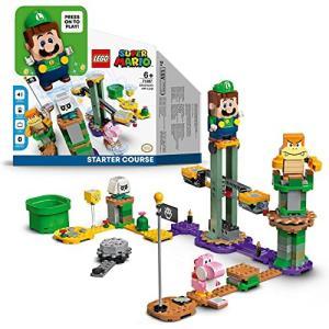 レゴ(LEGO) スーパーマリオ レゴ ルイージ と ぼうけんのはじまり ? スターターセット 71387|riftencom