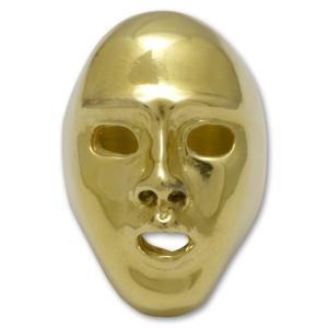 ガボラトリー/ガボール/Gaboratory リング/指輪 10Kゴールドフェイスリング(ピュアゴールドカラー/ポリッシュフィニッシュ)|rifu