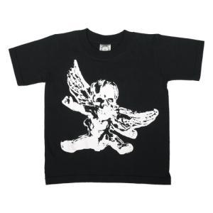 クロムハーツ CHROME HEARTS/子供服・キッズ 半袖Tシャツ FOTI ミスラーレン|rifu
