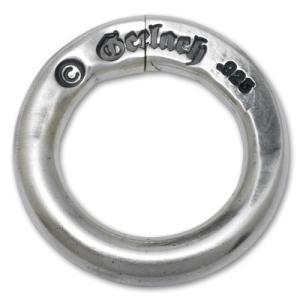 ガーラックスタイル/Gerlach Style ペンダント Cリング23mm|rifu