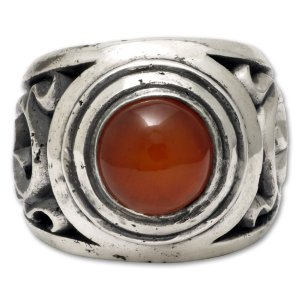 ガーラックスタイル/Gerlach Style  リング/指輪 デザインリングw/ストーン|rifu