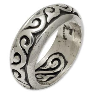 ガーラックスタイル/Gerlach Style  リング/指輪 ラウンドバンドスタイル#1リング|rifu