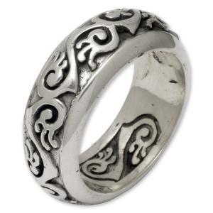 ガーラックスタイル/Gerlach Style  リング/指輪 ラウンドバンドスタイル#2リング|rifu