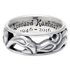 ロンワンズ/レナードカムホート/LONE ONES リング/指輪 ラブバイトフィリグリーリング|rifu
