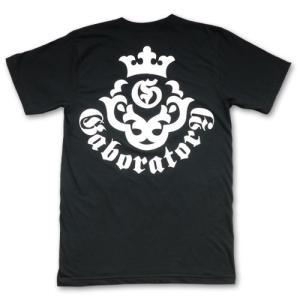 ガボラトリー/ガボール【Gaboratory】ガボラトリー Tシャツ(ブラック)|rifu