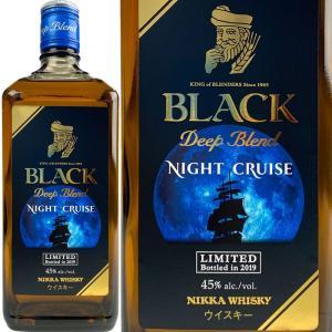 Black Nikka Deep Blend Night Cruise / ブラック ニッカ ディープ ブレンド ナイトクルーズ [JW]