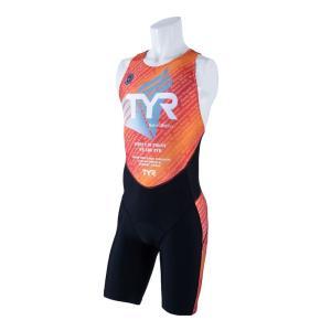 TYR(ティア) トライアスロン用 メンズトライスーツ SMST1-20S-OR|rightavail