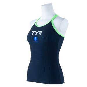 TYR レディース水着 セパレート水着 (トップス)TLIFE-20S-GN|rightavail