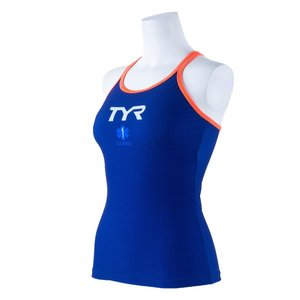 TYR レディース水着 セパレート水着 (トップス)TLIFE-20S-RD|rightavail