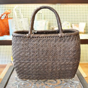 くるみ かごバッグ かごや タクミ製作所 まるっと 3mm riguru-online