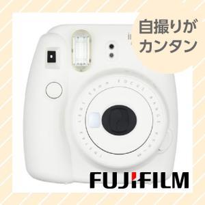 チェキ FUJIFILM  instax mini 8+(プラス) バニラ INSTAX-MINI8+Vanilla【×メール便不可】|rijapan