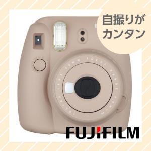 チェキ FUJIFILM  instax mini 8+(プラス) ココア INSTAX-MINI8+Cocoa 【×メール便不可】|rijapan