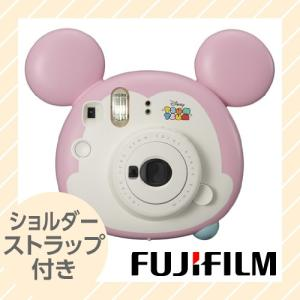 チェキ  FUJIFILM インスタントカメラ instax miniTSUM TSUM  ツムツム INSTAX-MINI8+TSUM TSUM 【×メール便不可】|rijapan