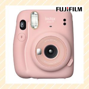 チェキ 本体 インスタントカメラ instax mini 11 ブラッシュピンク INSTAX MI...