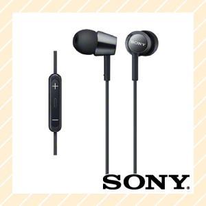イヤホン インナーイヤーレシーバー iPod iPhone iPad 対応 密閉型 ブラック MDR-EX150IP B SONY ソニー|rijapan