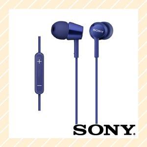 イヤホン インナーイヤーレシーバー iPod iPhone iPad 対応 密閉型 ブルー MDR-EX150IP LI SONY ソニー|rijapan