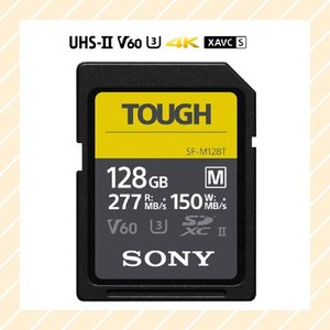 SDXC UHS-II メモリーカード 128GB TOUGH タフ SF-Mシリーズ タフ仕様 SF-M128T SONY ソニー|rijapan