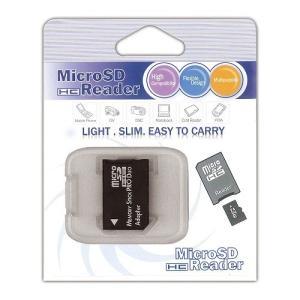 microSDからメモリースティック PRODuoへの変換アダプター MicroSDReader 【メール便発送可】 rijapan