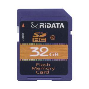 ライテック製 RiDATA SDHCカード 32GB class10 【○メール便可】 SDHC32GB class10|rijapan