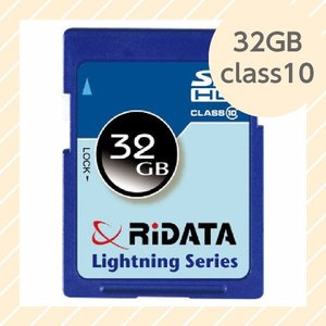 SDHCカード 32GB class10 SDHC32GB class10 RiDATA メール便OK ポスト投函|rijapan