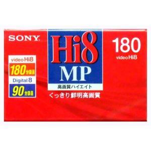 SONY ソニー 8mmビデオテープ Hi8 180分 P6-180HMP3【○メール便可】 rijapan