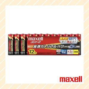 アルカリ乾電池 単3形 12本 ボルテージ LR6 T 12P maxell マクセル rijapan