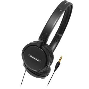 audio-technica  オーバーヘッドタイプ  ポータブルヘッドホン  コード巻き取りタイプ[ATH-WM5 BK]【在庫処分特価】 rijapan