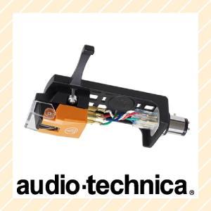 audio-technica  オーディオテクニカ  VM型(デュアルマグネット)ステレオカートリッジ(ヘッドシェル付き) VM530EN/H  【×メール便不可】|rijapan