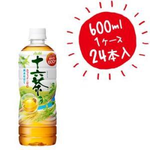 アサヒ 十六茶 600ml PET×24本入 rikaryo
