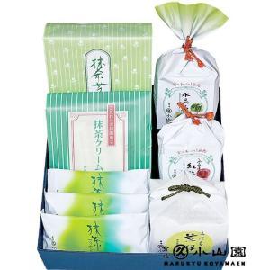 【丸久小山園】抹茶菓子詰合せ|rikyuen