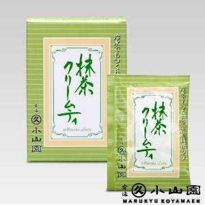 【丸久小山園】抹茶クリームティ 個包装(14g×6袋)|rikyuen