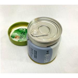 【丸久小山園の抹茶】薄茶◆又玄40g缶詰(ゆうげん)|rikyuen|02