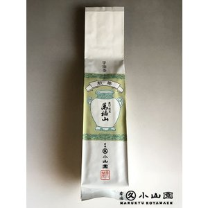 【丸久小山園】濃口煎茶 萬福山(まんぷくざん)200g袋 rikyuen