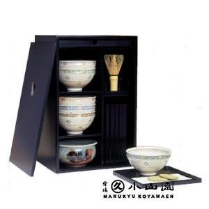 宇治銘茶【丸久小山園】来賓おもてなし抹茶箱 MP-800|rikyuen