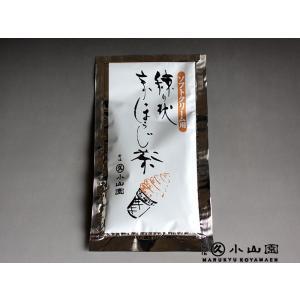 【丸久小山園】練り状京ほうじ茶 60g袋|rikyuen