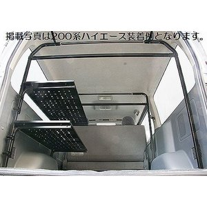 NV350キャラバン標準ボディ2/4WD[ロールーフ]プレミアムGX専用職人棚【2.5人工SET】手元左側2枚セット◆代引注文不可|rim