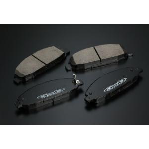 NV350キャラバン 2/4WD用 玄武 ゲンブ マルチパフォーマンスブレーキパッド  フロント|rim