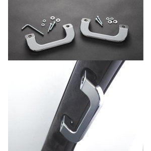 リムコーポレーション NV350キャラバン 2/4WD用ビレットインテリアクラブハンドル  クローム    左右セット|rim