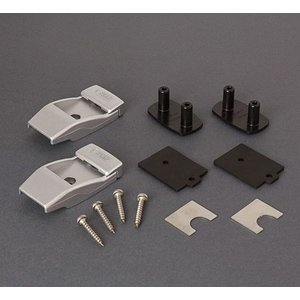 FIAMMA オプションパーツ・ウォールブラケット・アルミ(2個/1セット)|rim