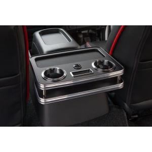 セカンド用 200系 ハイエース 2/4WD(フロント3人乗り不可)RimUSBホルダー付セカンドセンタードリンクホルダーV3 カラー選択必要|rim|03