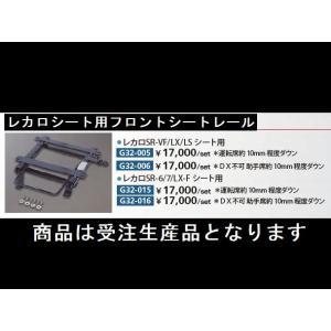 リムコーポレーション 200系 ハイエース 2/4WD用 助手席 DX不可 Rim -シートレールレカロ SR6.7.11・LX-F rim