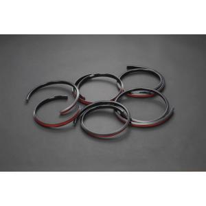 リムコーポレーション 200系 ハイエース 2/4WD用 Rim -カスタムフェンダーモール カット済品|rim