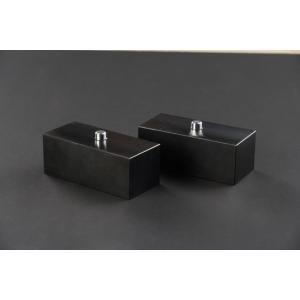 リムコーポレーション 200系 ハイエース 2/4WD用 Rim ブロック&ピン h=50mm 2個set|rim