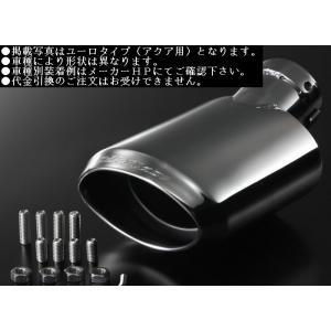 RK系ステップワゴン下記詳細要確認商品シルクブレイズマフラーカッターユーロ(シルバー)代引注文不可商品|rim