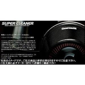 ジムニー【JB23W】【98.10-】詳細要確認商品GruppeM-SUPER CLEANER(CARBON DUCT)|rim