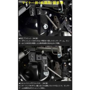 NV350キャラバン 2WD/4WD 玄武 ゲンブ Genb D.H.レベリングアジャスター(50mm〜100mmダウン迄対応)※代引き不可※|rim|02