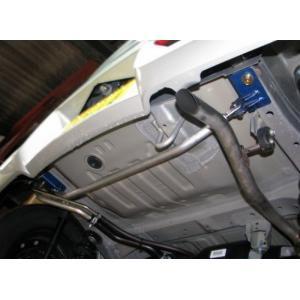 アルトワークス2WD【HA36S】 4WD不可 カワイワークス リアモノコックバー  ■注意事項要確認■|rim