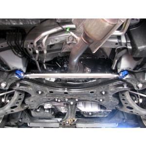ノア/ヴォクシー【ZRR80】【2WD】【14/01〜】 カワイワークス フロントモノコックバー/MO ■注意事項要確認■|rim