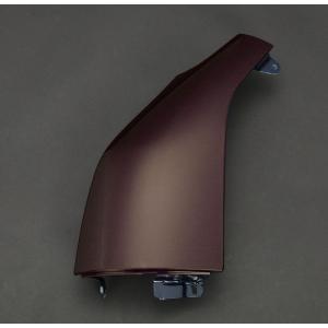 200系ハイエース(50TH ANNIVERSARY 限定色)用Rim左コーナーパネル交換タイプ(グラファイトメタリック近似色塗装済) rim