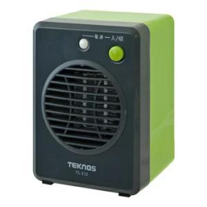 TEKNOS TS-310 モバイルセラミックヒーター 300W
